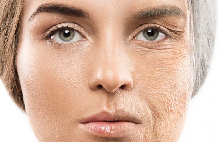 پیری پوست چگونه اتفاق میافتد؟