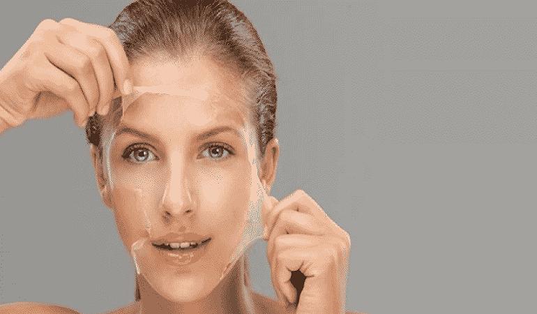 فصل پیلینگ و جوانسازی پوست