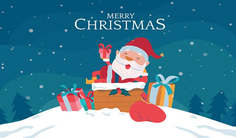 جشن کریسمس و میلاد عیسی مسیح (ع) مبارک باد.